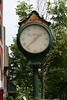 Almy's Department Store Clock - Downtown - Salem, MA  (June 6, 2007)