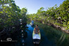 Paddle Board Train through the Mangroves - Mellow Ventures Key West - Photo by Pat Bonish