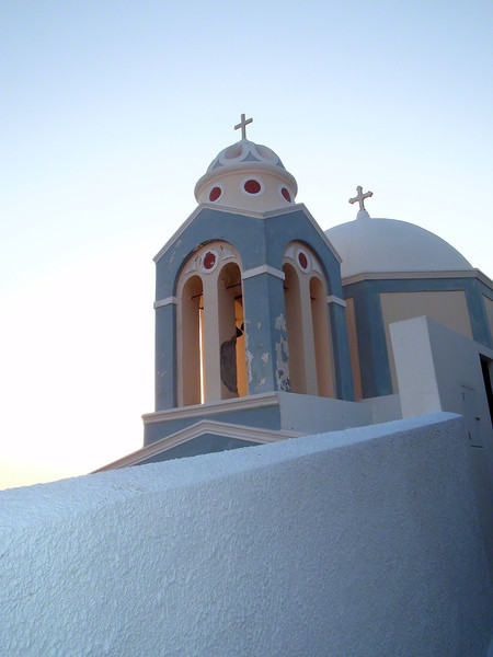 Church in Santorini