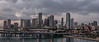 • This photo was taken from the Celebrity Constellation • Miami skyline
