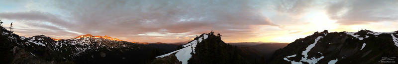 Goat Ridge Sunset