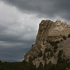 Rushmore with Storm Clouds
