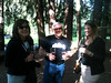 Tasting in the Redwoods