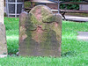 Another very old (1798) gravestone in Trinity Church's graveyard.
