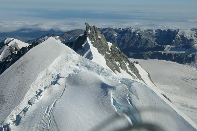 Franz Joseph Glaciers Flight