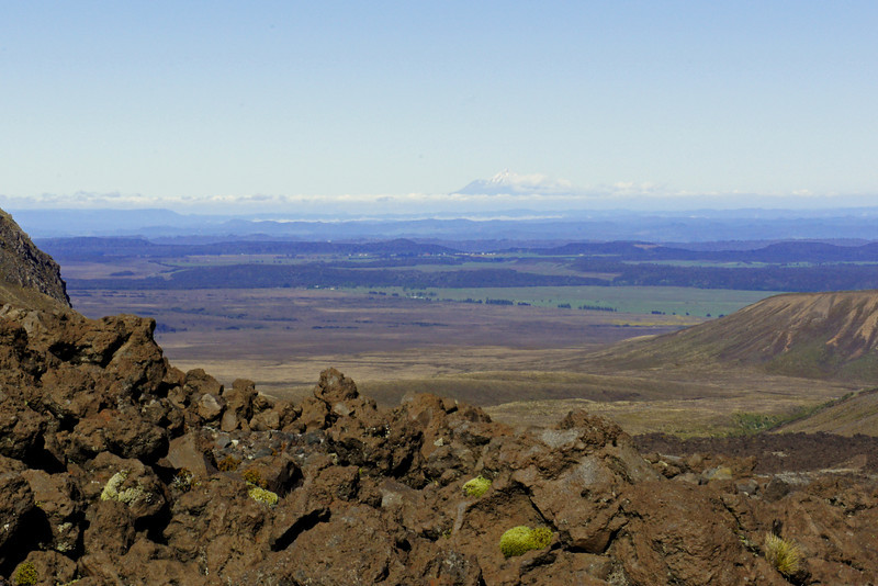 West View from Tongariro