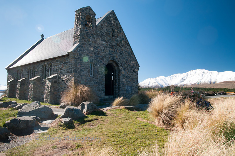 Church in Lake Tekapo