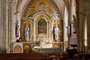Church of St. Mere Eglise - Normandy, France