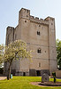 Tower of Chambois - Normandy, France