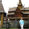 Most stave churches were built during medieval times.