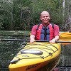 Kayak Don on Alligator River