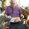 Halibut and chips in Whitehorse