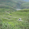 Walking path at Eielson