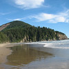 06-28-13 Oregon 519 Oswald West SP Short Sand Beach Smuggler's Cove