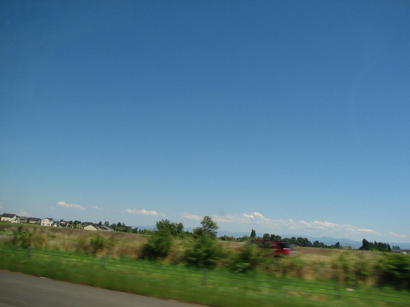 06-30-13 Oregon 31 Mt  Hood Cascade Mountains from I-5