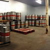 Buoy beer keg room