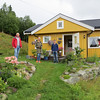 Stopped at Sollistua - a coffee stop & lovely bed & breakfast located high in the foothills of Rondane, on the Rondane National Tourist Route.