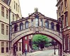 Bridge of Sighs<br /> Oxford<br /> England - Jul 1996