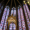 The altar of Sainte Chapelle Cathedral