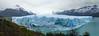 Perito Moreno at Eye Level (3 Photo Panorama)