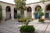 Santa Catalina Monastery and Convent in Arequipa, Peru