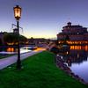 Sunrise at The Broadmoor