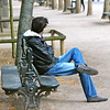 Photofreak. Jardin du Luxembourg. Paris, France.