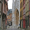 Photofreak. Rouen, Normandy. France.