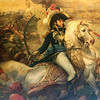Photofreak. Versailles, France. Detail... painting of Napoleon.