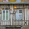 Photofreak. Honfleur, Normandy. France. Half timber house.