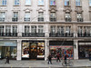 Shops on Regent Street in London, United Kingdom.(Australfoto/Douglas Engle)