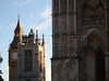 Big Ben, left, seen through Westminster Abbey, London, United Kingdom.(Australfoto/Douglas Engle)