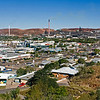 Mt Isa Mine is right in town.  Of course the mine was there first and the town built around it.<br /> <br /> 27 May 2010