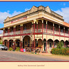 The old Railway Hotel is still in operation at Ravenswood, Queensland, Australia<br /> <br /> Photographed July 2010 - © Lesley Bray Photography