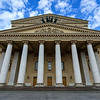 Bolshoi (Big) Theater, Moscow
