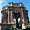The Palace of Fine Arts Park in San Francisco, California.