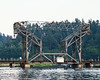 Vertical lift trestle