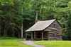 The Carter Shields cabin in Cades Cove revisited in the summer of 2013.