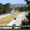 The highway system near Solvang, California.