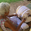 Ladies who make Lace in Prainha, Fortaleza Brazil -4