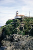Lighthouse at Cudillero Asturias Spain