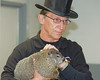 Punxsutawney Phil Sowerby is a groundhog resident of Punxsutawney, Pennsylvania, Jefferson County.