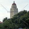 The Hoover Tower on the campus of Stanford University in Stanford, California.