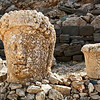 Mount Nemrout East terrace - Head of Commagene, the personification of the Commagene Kingdom ,