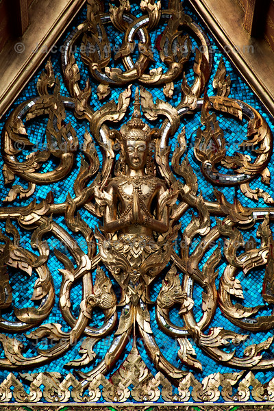 Wat Pho - Temple Detail