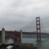 San Francisco Whoo-Ra with My Bro, Golden Gate Bridge