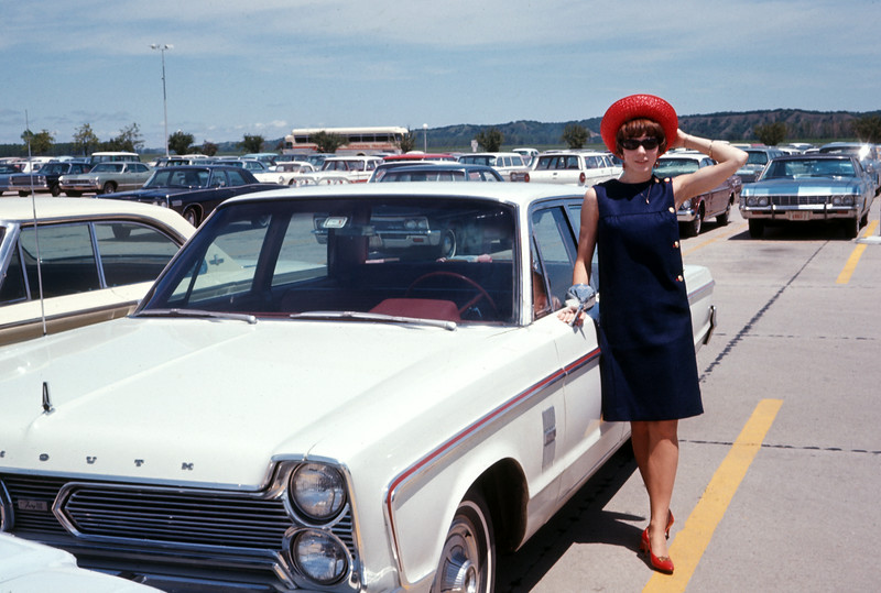 Barbara Goes to Germany, June 1967