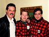 USA - NH - Dixville Notch - 1996 primary - Lamar! supporters
