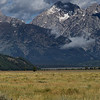 Grand Tetons near Jackson Wyoming