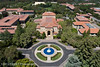 Stanford University from Hoover Tower